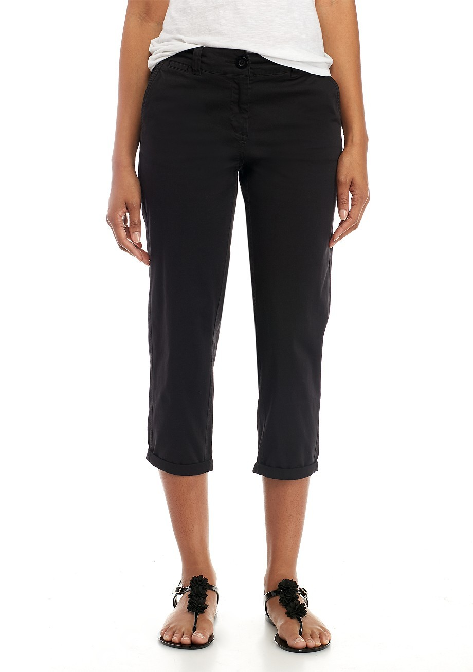 Charlotte Relaxed Roll Chinos