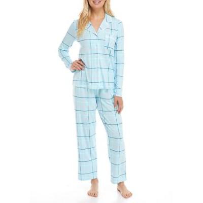 2-Piece 3/4 Notch Lush Luxe Pajama Set