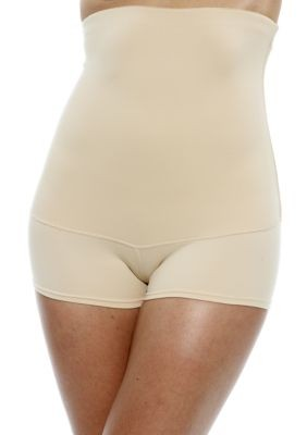 Fat Free Dressing Hi-Waist Boyshort - 2107