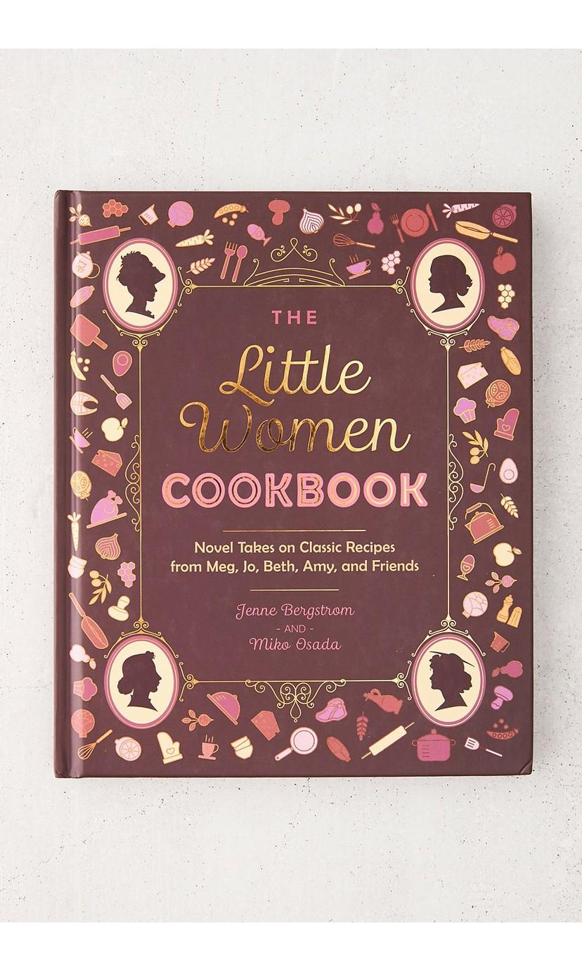 The Little Women Cookbook By Jenne Bergstrom & Miko Osada