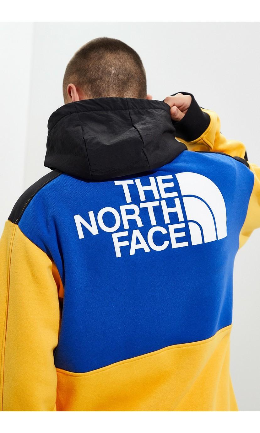 The North Face Colorblock Half-Zip Sweatshirt